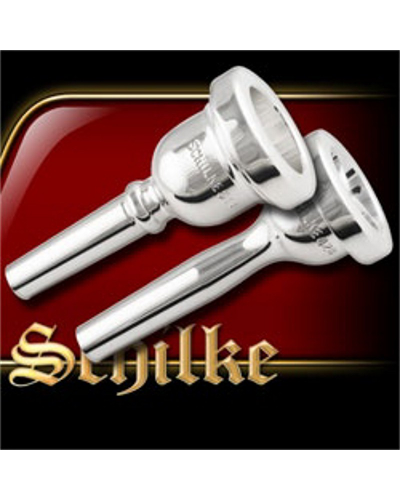Schilke Model 51 Large Shank Trombone Mouthpiece