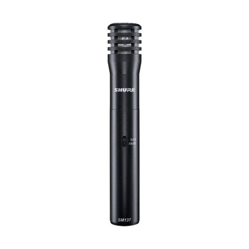 Shure SM137 Instrument Microphone