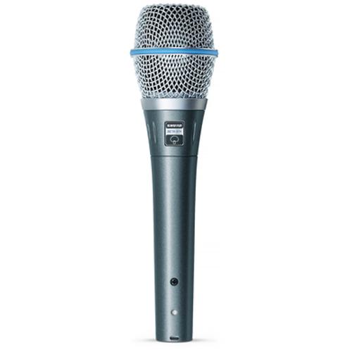 Shure BETA 87A Vocal Microphone