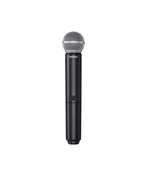 Shure BLX2/SM58 Handheld Wireless Microphone Transmitter