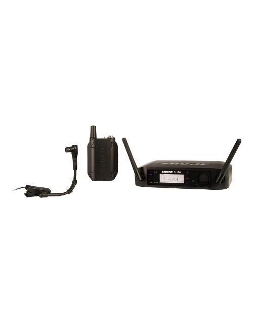 Shure GLXD14/BETA98H Instrument Wireless System
