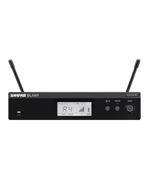 Shure BLX4R Rack Mount Receiver