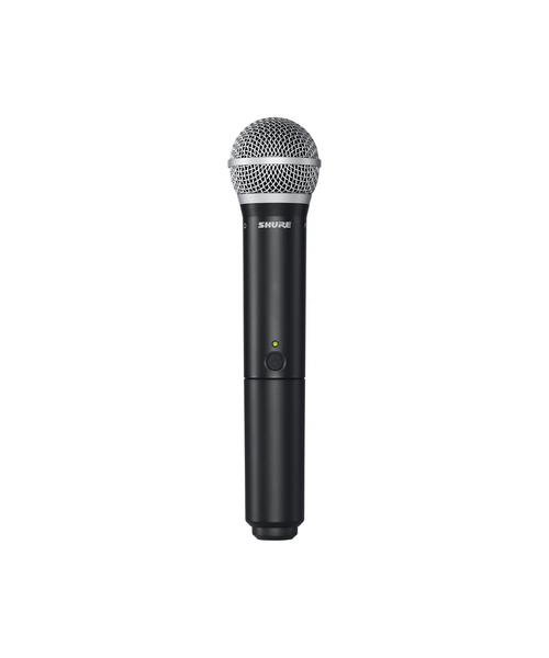 Shure BLX2/PG58 Handheld Wireless Microphone Transmitter