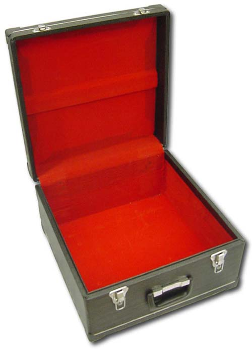 Deluxe Wood Accordion Case