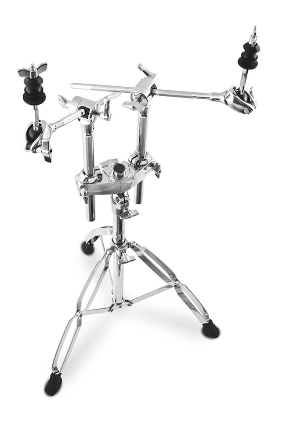 Mapex Double Braced Double Boom Stand - B990A