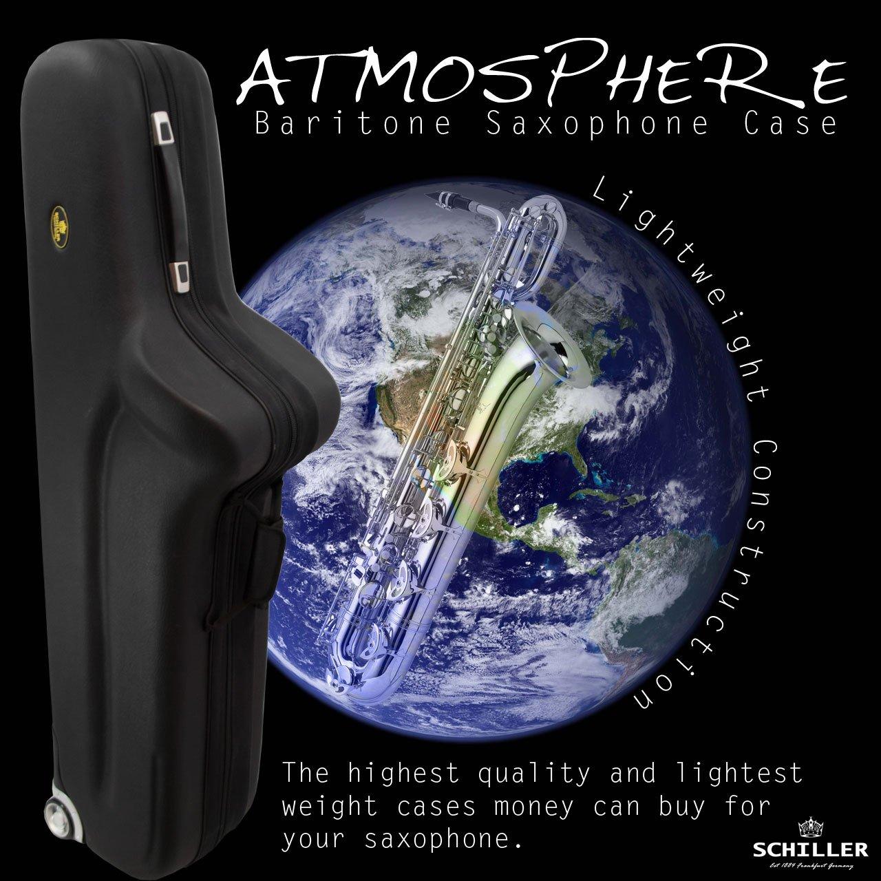 Schiller Atmosphere Baritone Saxophone Case