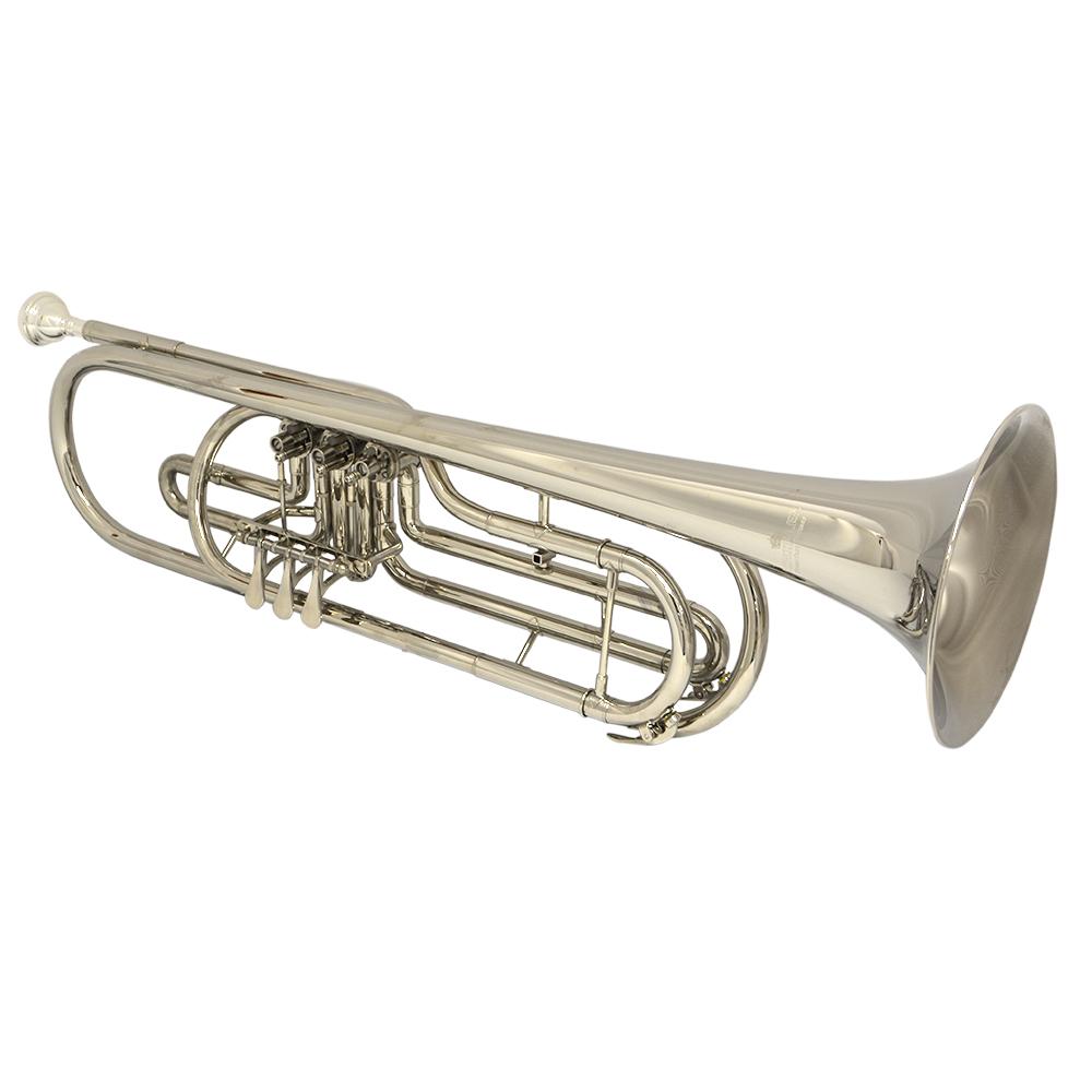 Schiller American Heritage Rotary Bass Trumpet