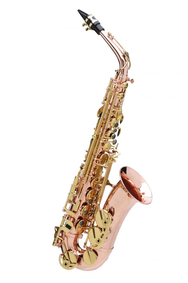 Buffet Crampon Model BC2525-7B Alto Sax in Red Copper