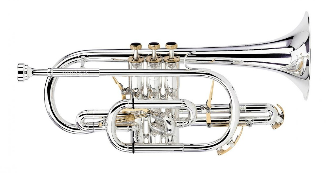 Besson Model BE2028 Cornet
