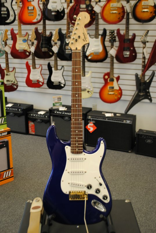 Squier Affinity Strat [Upgraded]
