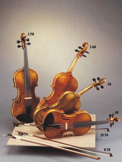Akord Kvint Jan Lorenz Nr 30 Stradivari Violin 4/4