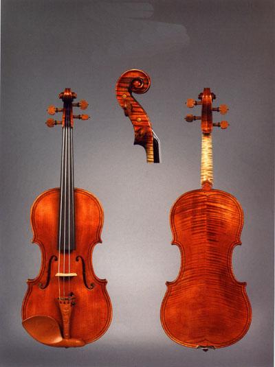 Akord Kvint Jan Lorenz Nr 35 Maggini Violin 4/4