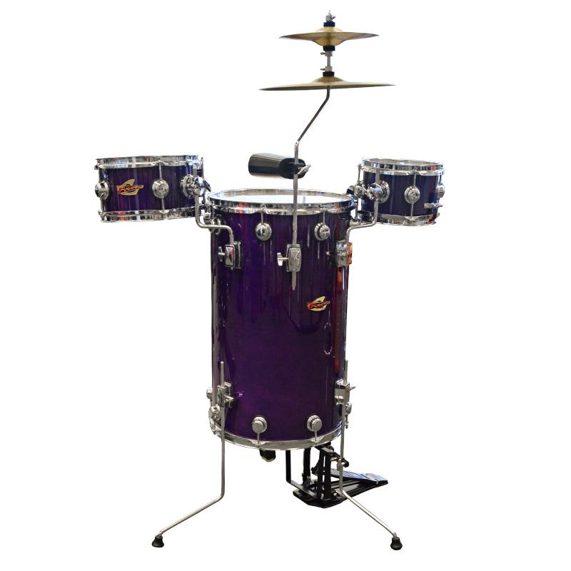 Trixon Elite Cocktail Kit Purple