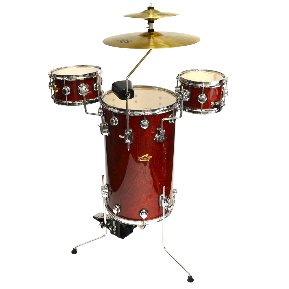 Trixon Elite Cocktail Kit Red Sparkle
