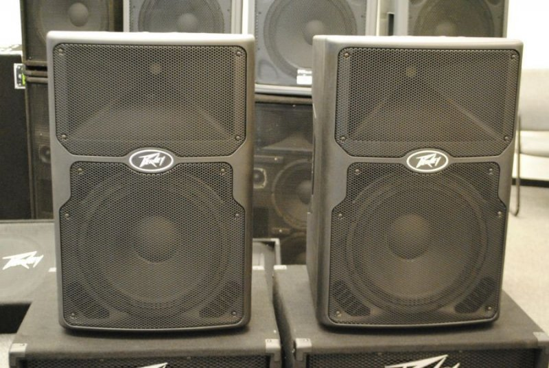 PEAVEY PVX12 Speakers - Pair