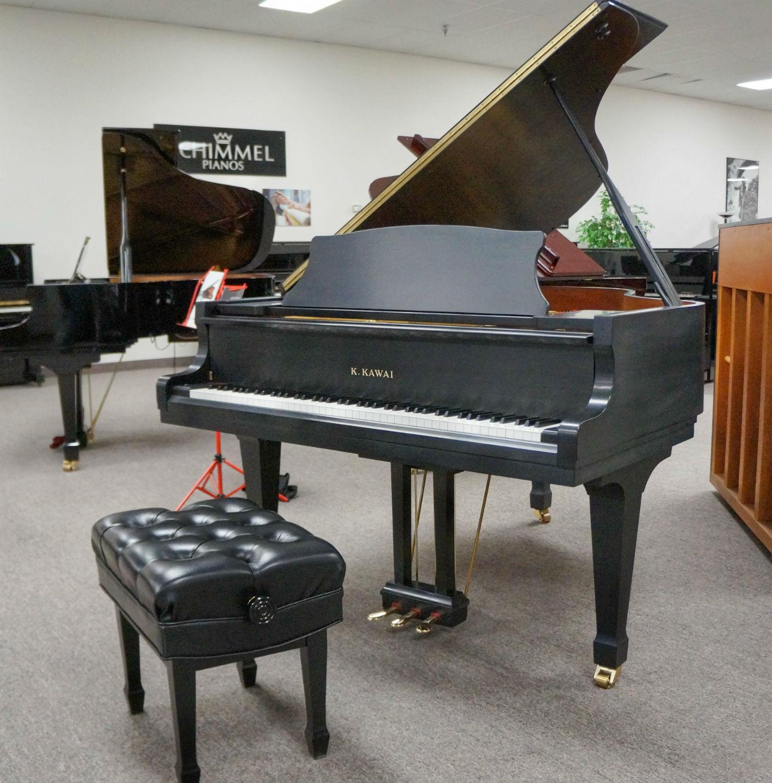 Kawai RX-1 Baby Grand Piano - Ebony Satin