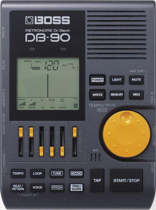 BOSS DB-90 Metronome