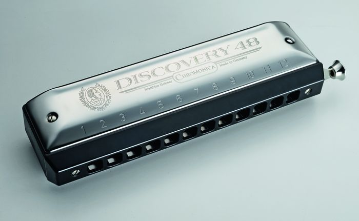 Hohner Chromatic Harmonica Discovery 48 w/ retail box package