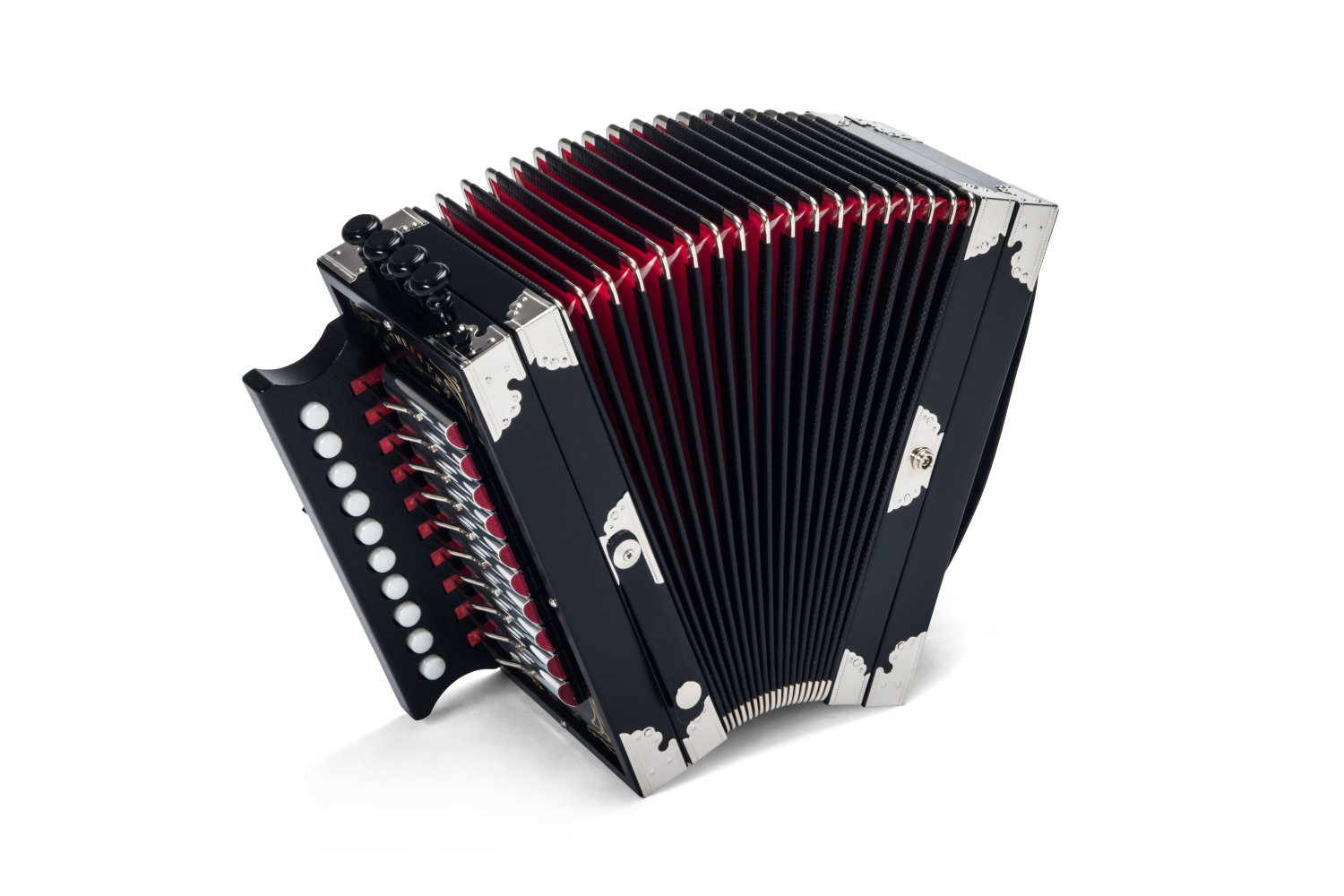 Weltmeister Cajun Button Accordion