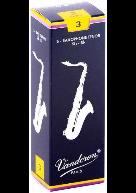 Vandoren Tenor Sax Reeds - Box of 5