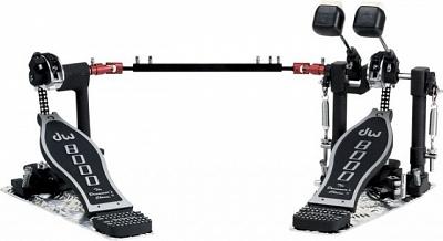 DW 8002 Double Pedal