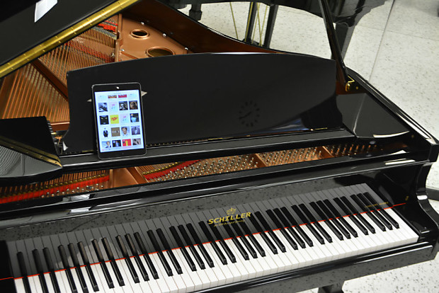 SCHILLER CONCERT 5.5 GRAND W/IPAD PLAYER