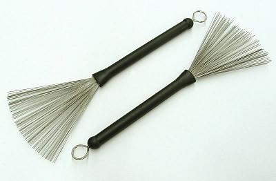 Fissaggi Drum Brush - Pair