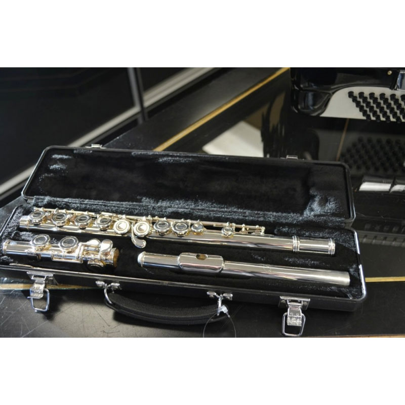 Armstrong 104 Flute Silver Plated