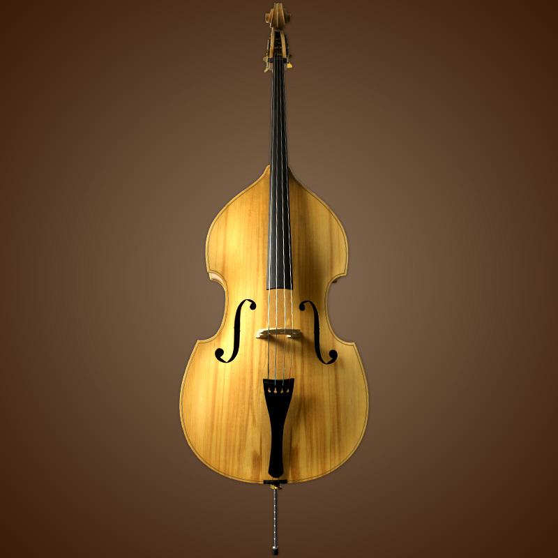 Vienna Strings Hamburg Bass - Natural