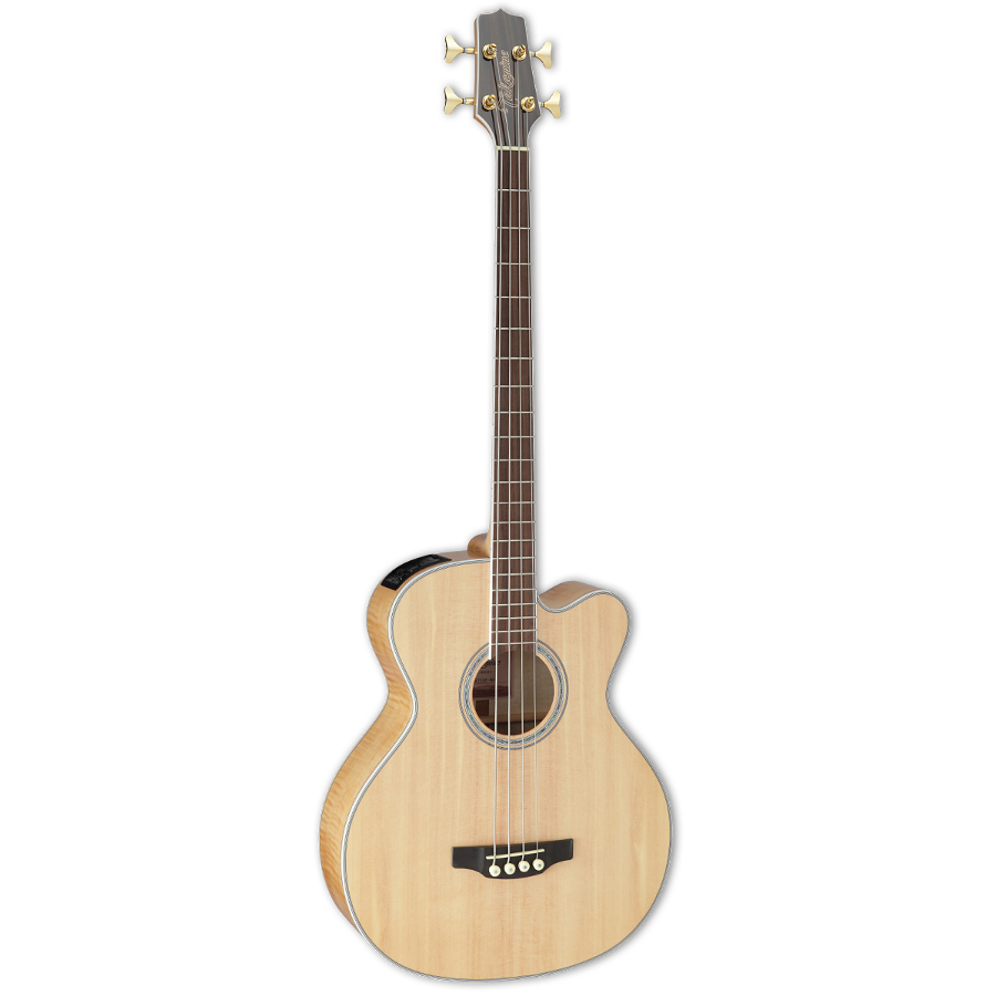Takamine GB72CE-NAT Acoustic Electric Bass Guitar