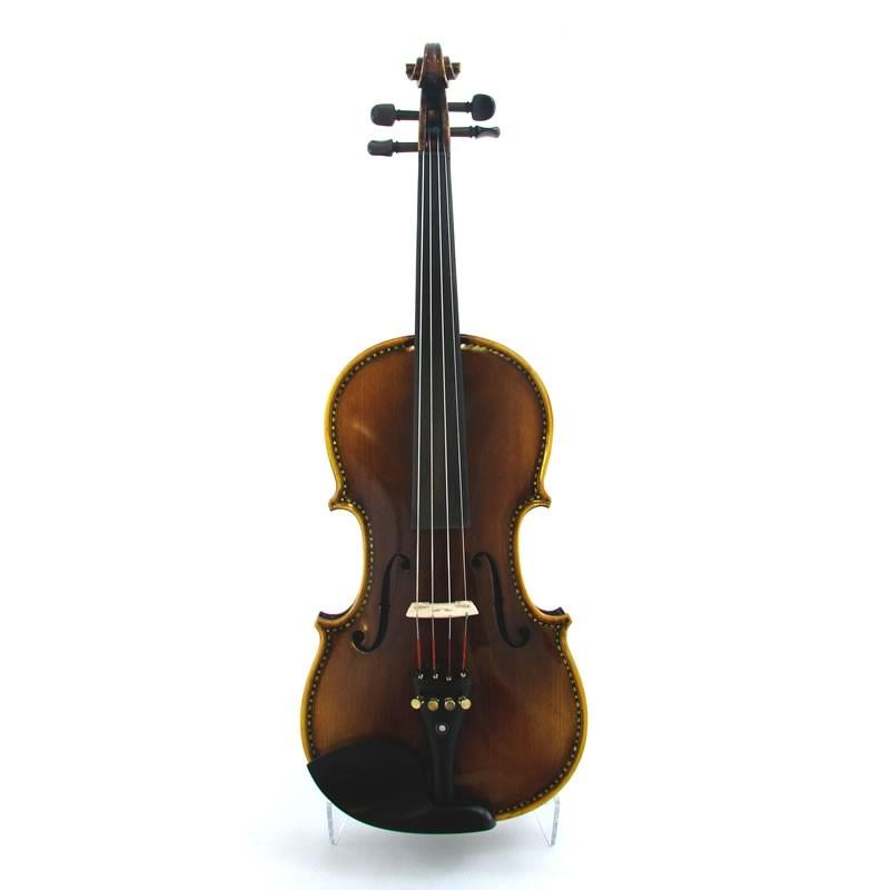 Vienna Strings Hamburg Handcraft Violin with Burled Walnut Back