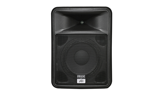 Peavey Impulse® 1012 8 ohm - Black