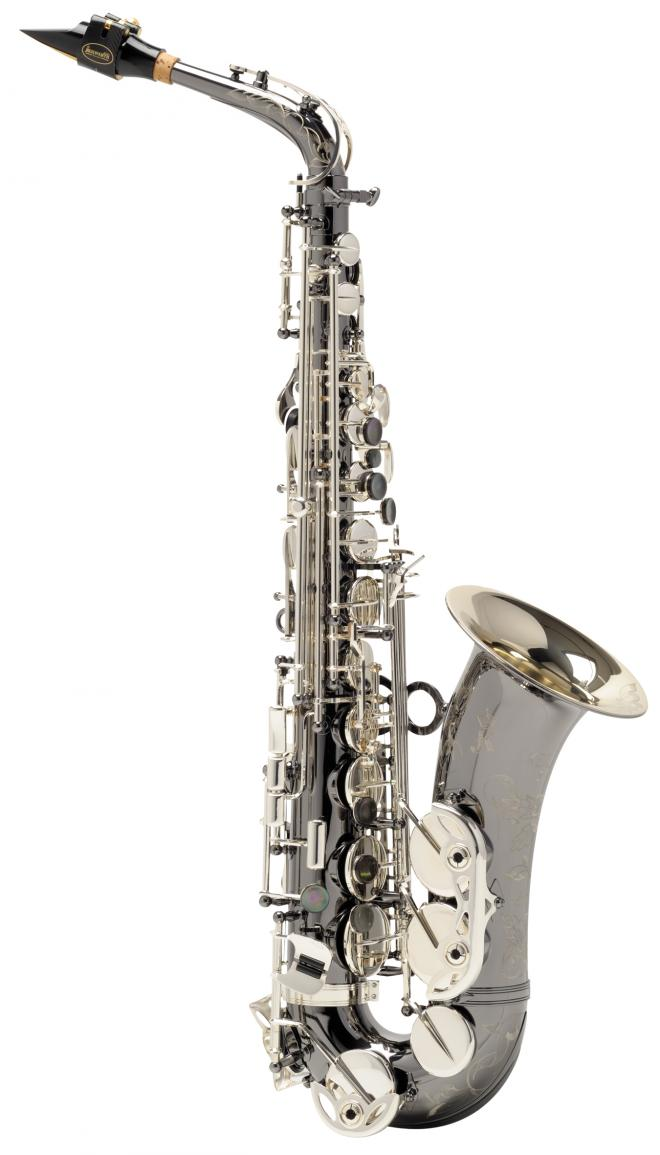 Keilwerth Model JK3401-5B2 Tenor Sax - Shadow Finish