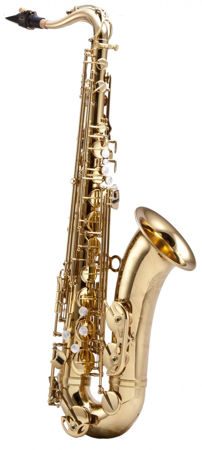 Keilwerth Model JK3400-8 Tenor Sax - Gold Lacquer