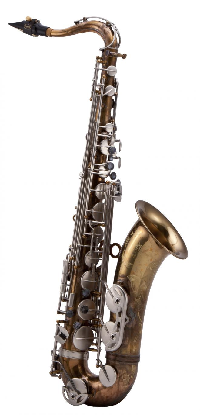 Keilwerth Model JK3400-8V Tenor Sax - Vintage Finish