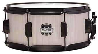 Mapex Mars Matching Snare Drum - MAS4656BAW - Bonewood
