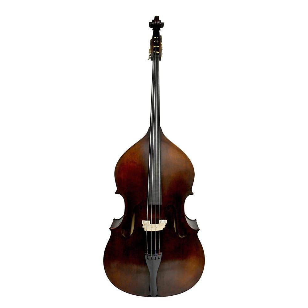 Vienna Strings Hamburg Bass 3/4 - Walnut