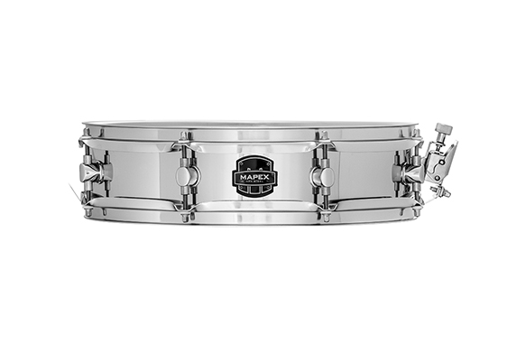 Mapex MPX Steel Piccolo Steel Snare Drum - MPST4351 - Chrome Finish