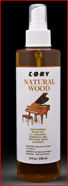 Cory Natural Wood Polish