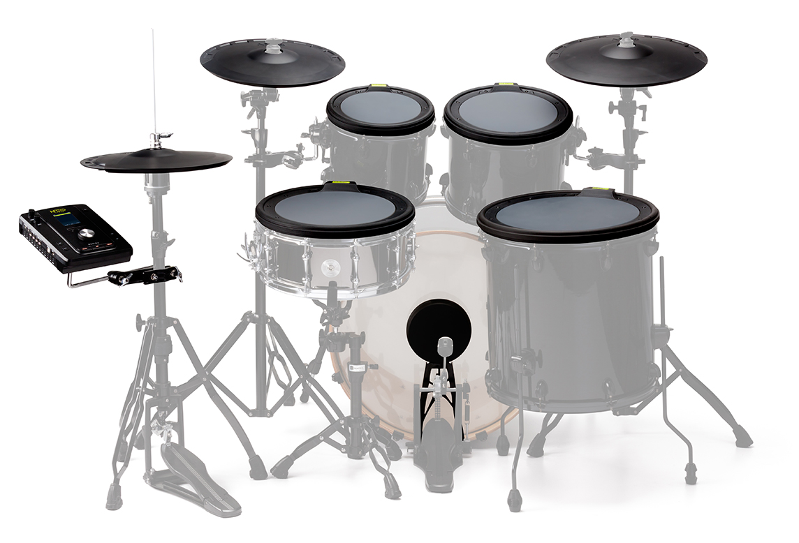 NFUZD NSPIRE Rock Full Pack NSP1-RFLPK Drum Kit
