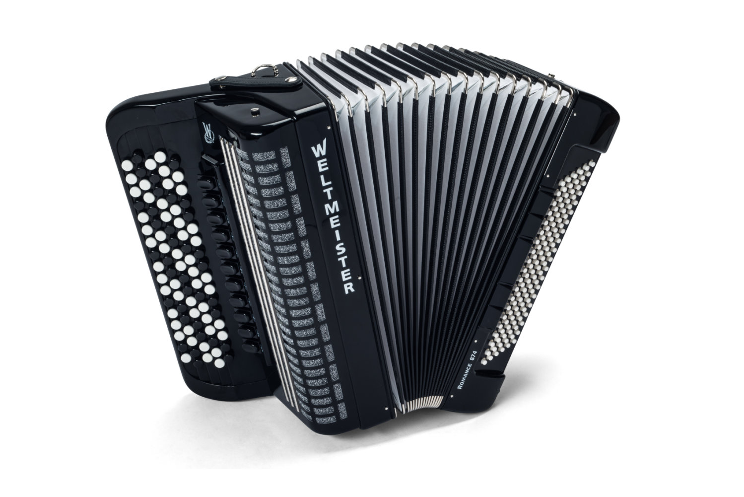 Weltmeister Romance 874 Chromatic Accordion