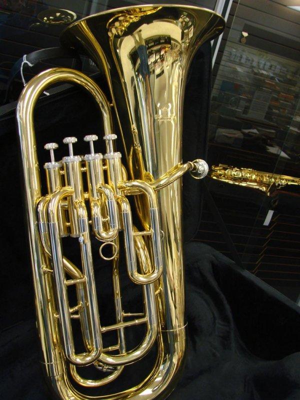 Schiller 3 Valve Euphonium