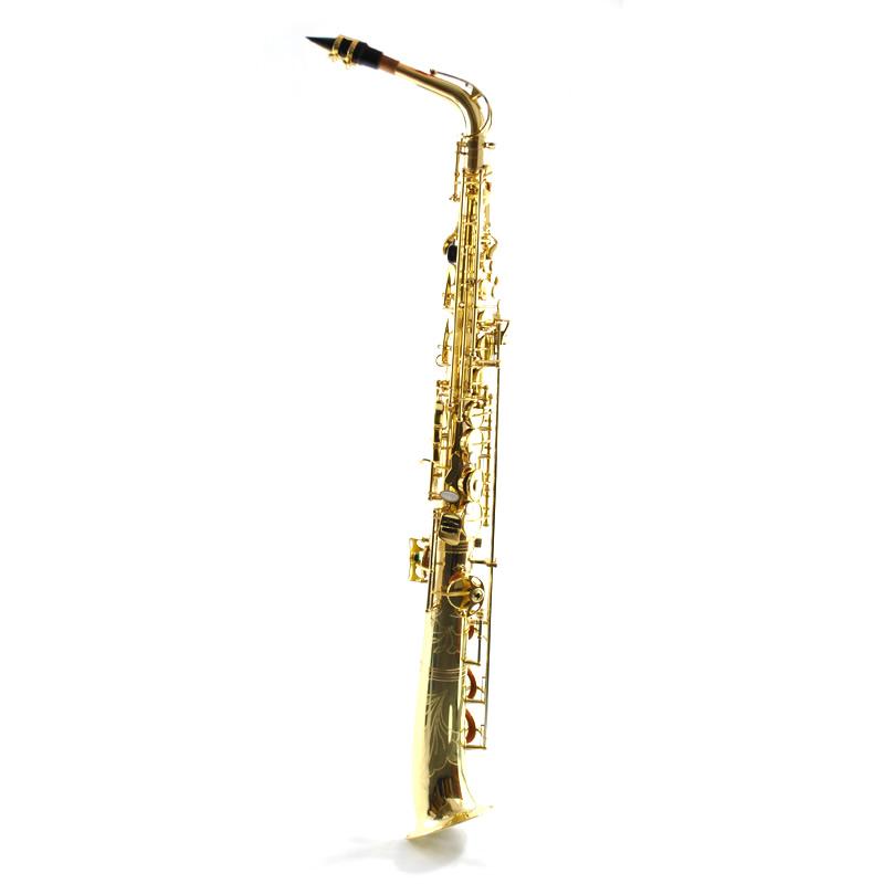 Schiller American Heritage Alto Saxophone – Super Straight Alto Model