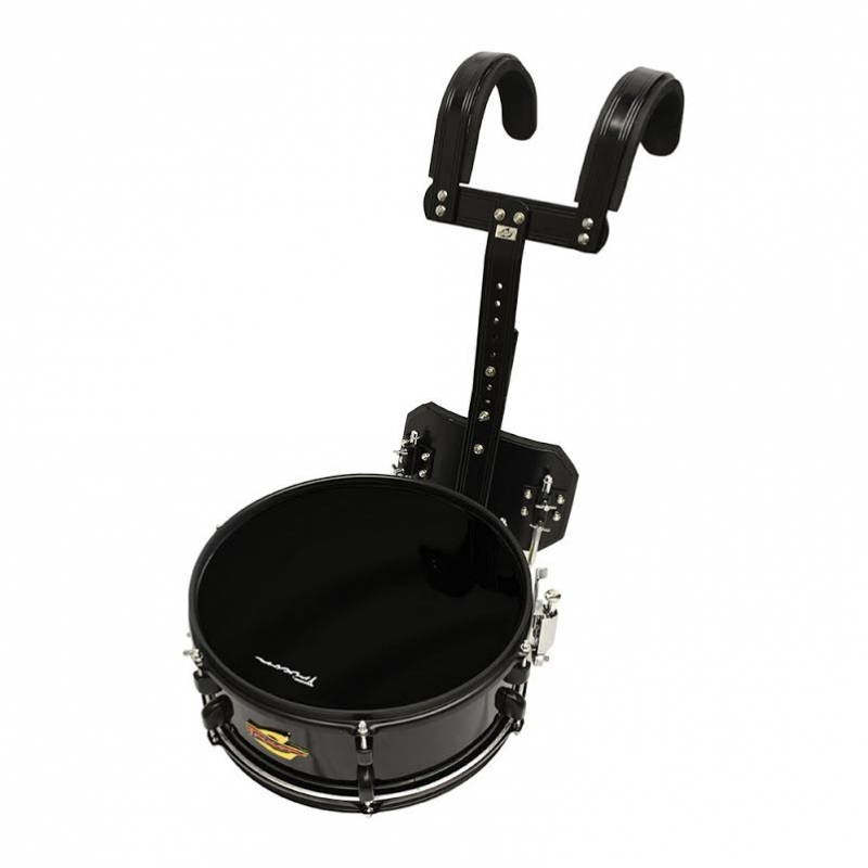Trixon Scholastic Marching Snare 13x5.5 - Black