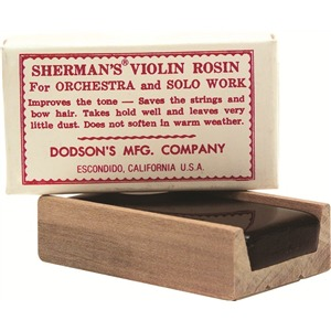 Sherman Violin Rosin