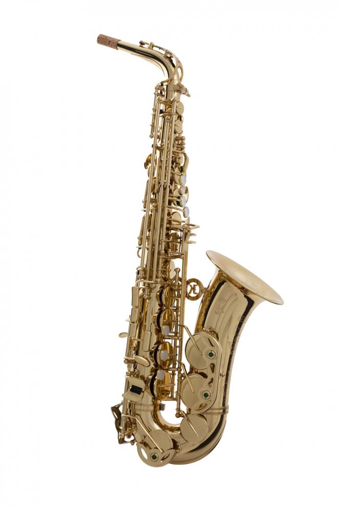 Keilwerth Model JK2000-8-0 Alto Sax - Gold Lacquered