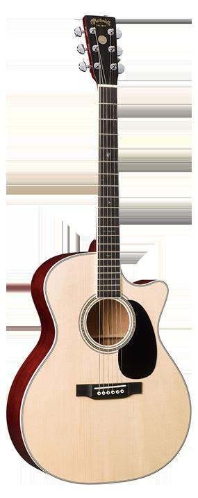 Martin SSC-GPC-16 Acoustic Guitar