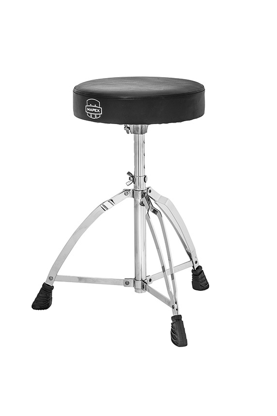Mapex Round Top Lightweight Drum Throne - T270A