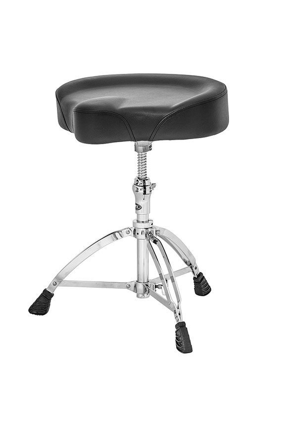 Mapex Saddle Top Drum Throne - T755A