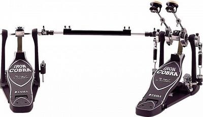 Tama Flexi Glide Twin Pedal HP900FTW